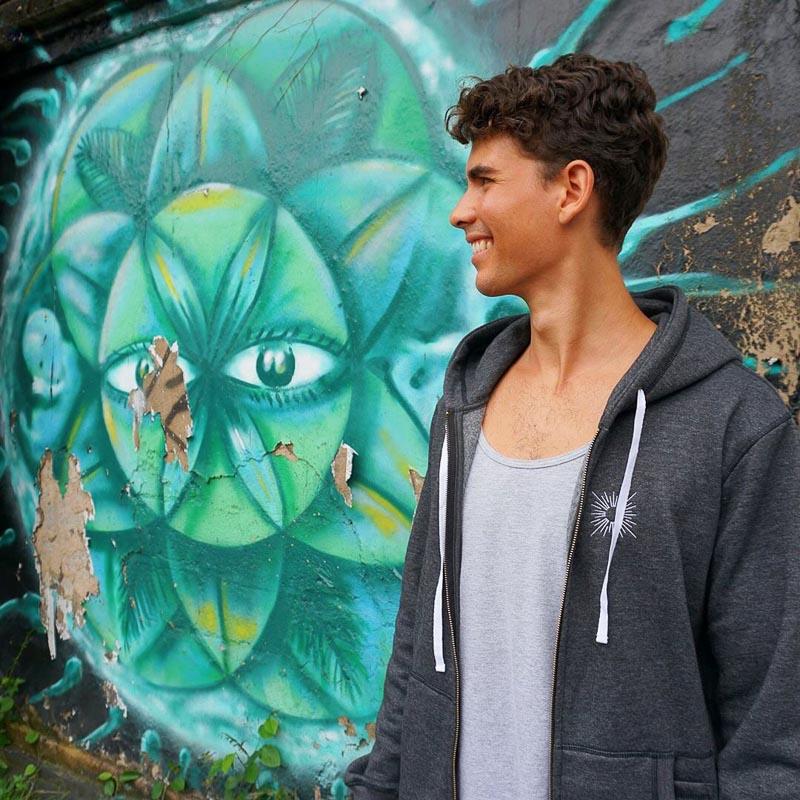 Zuna Yoga teacher Daniel Novoa