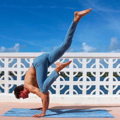 An exploration of bakasana (crow pose) as a gateway to advanced transitions and arm balances